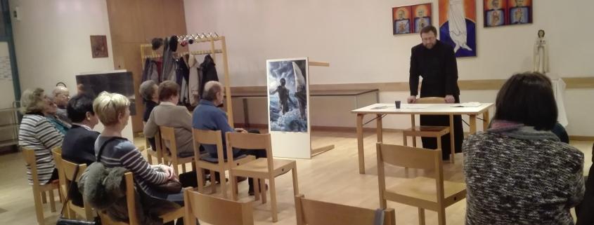 Bibelabend im Pfarrsaal